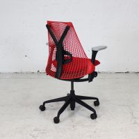 Herman Miller Sayl Chair | red computer chair | ergonomic ...